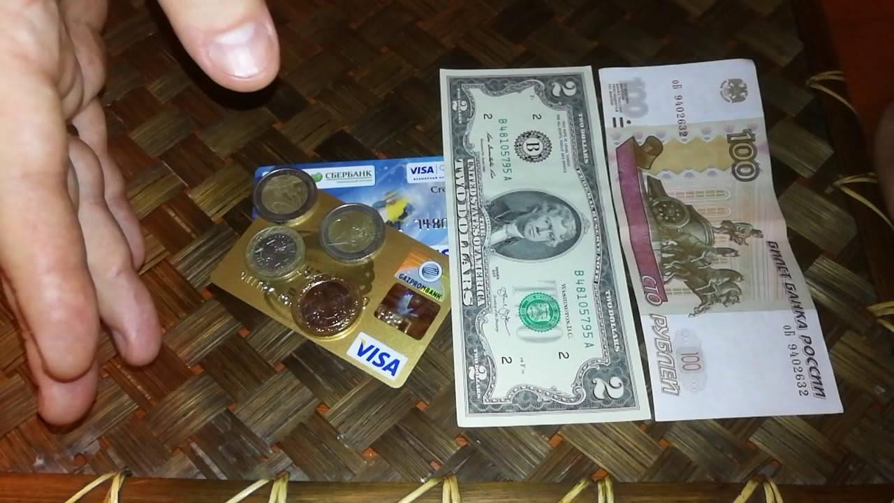 Какие деньги в турции, какую валюту взять на отдых?