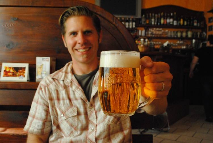 10 лучших пабов праги с оригинальным крафтовым пивом
