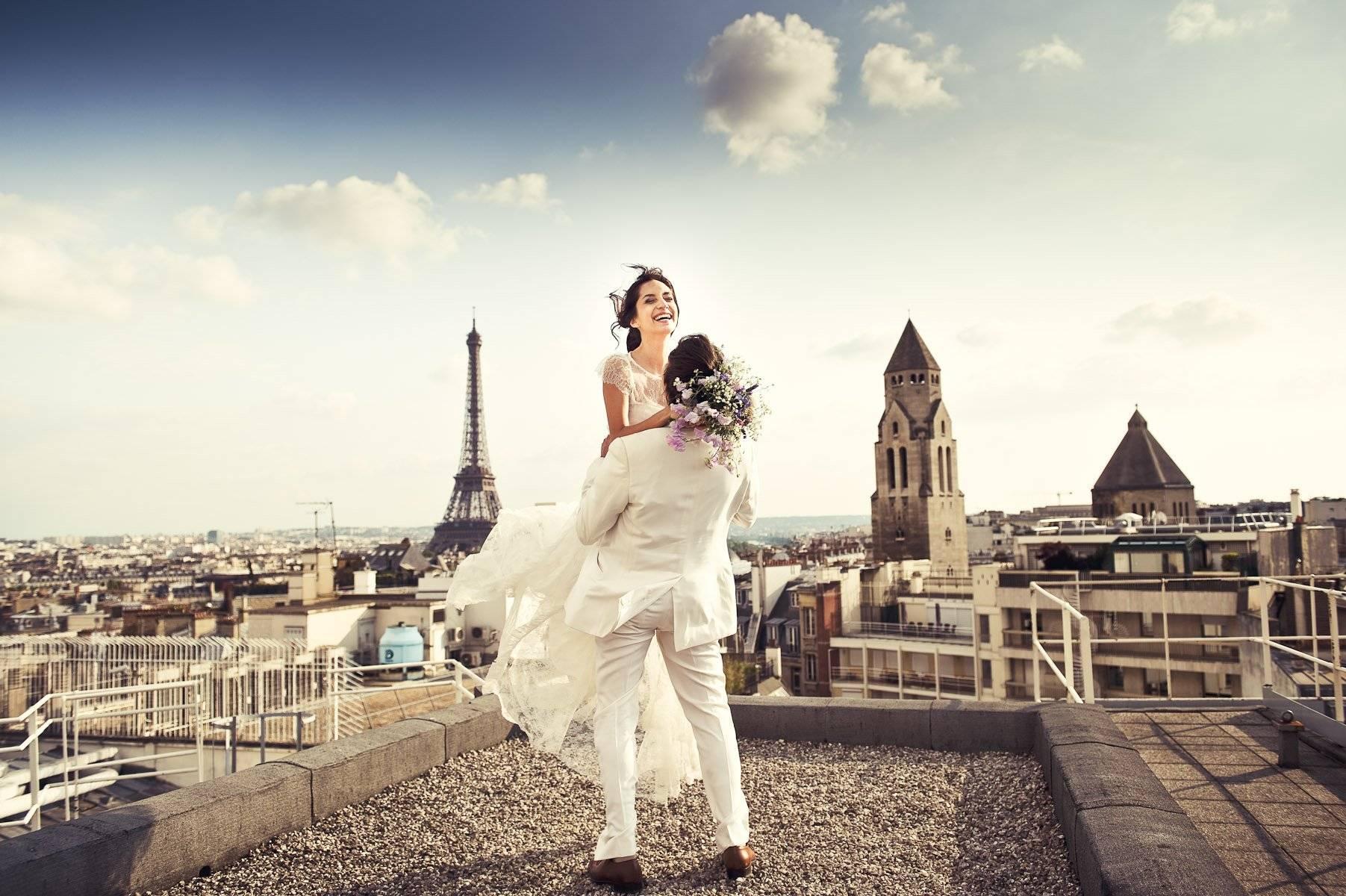 Свадьба в париже: фото и видео процесса, сценарий торжества и отзывы