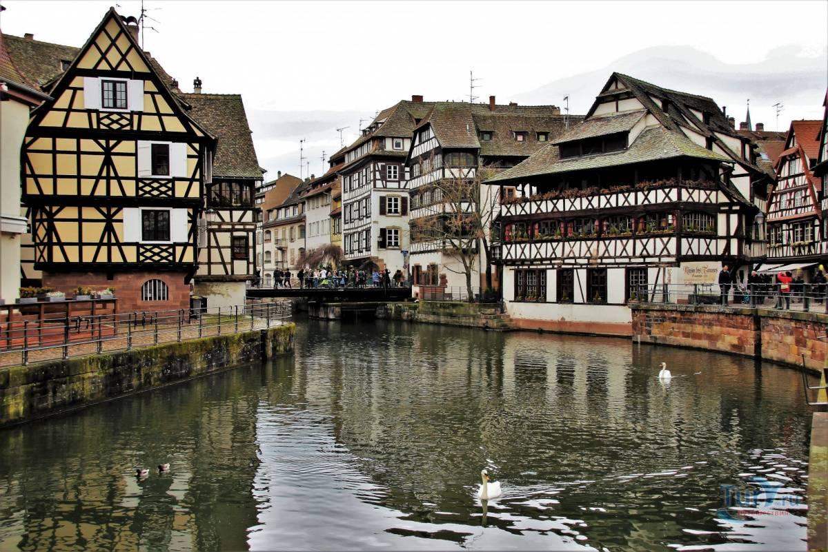 Что посмотреть в страсбурге – мой отзыв
