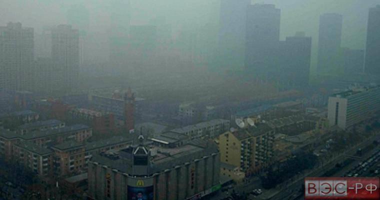 Загрязнение атмосферы: причины и пути решения
