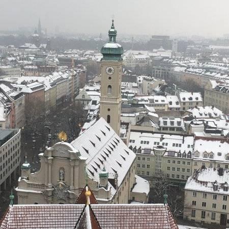 Церковь святого петра : описание, адрес, время работы - достопримечательности мюнхена