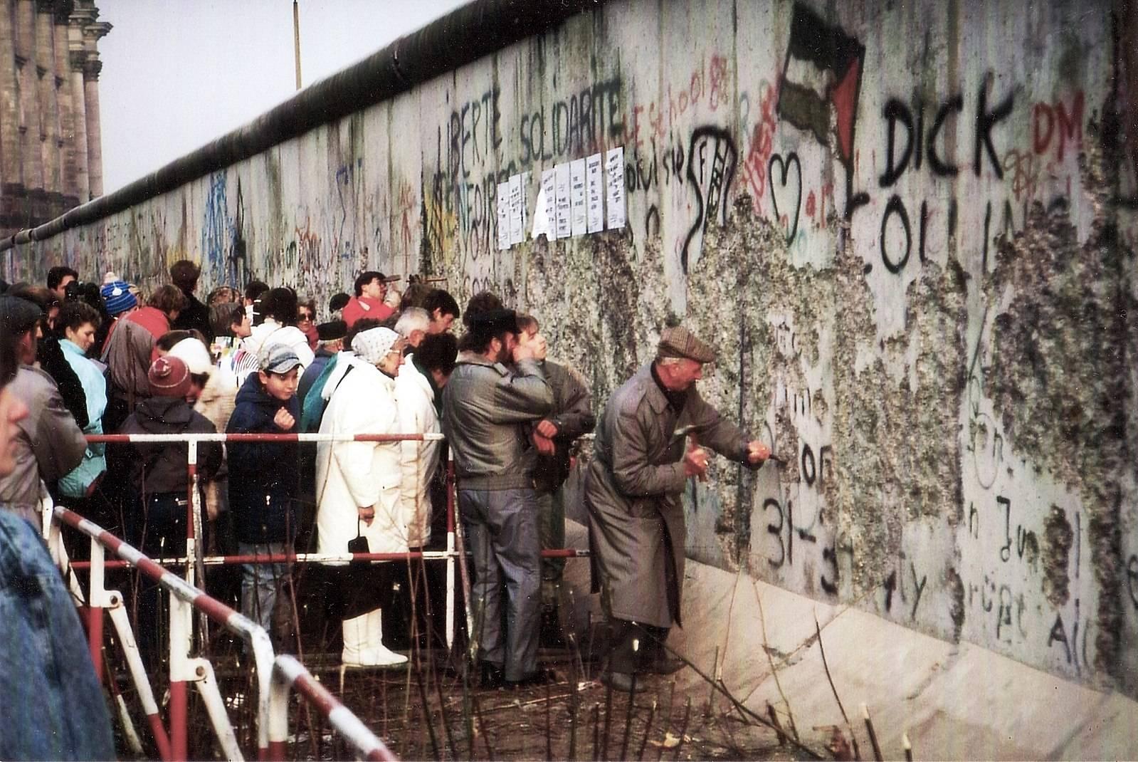 Берлинская стена - история создания и разрушения, фото, описание, карта