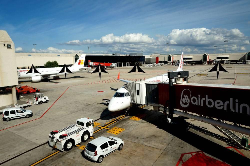 Название аэропорта в пальма де майорка. крупный и современный аэропорт пальма-де-мальорка. способы сообщения с аэропортом