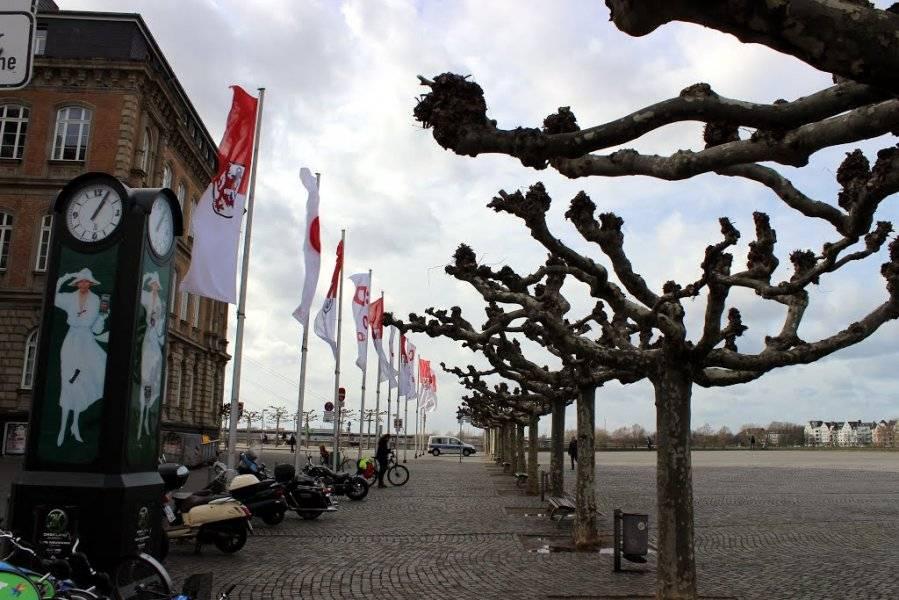 Что посмотреть в городе дюссельдорфе: достопримечательности для посещения