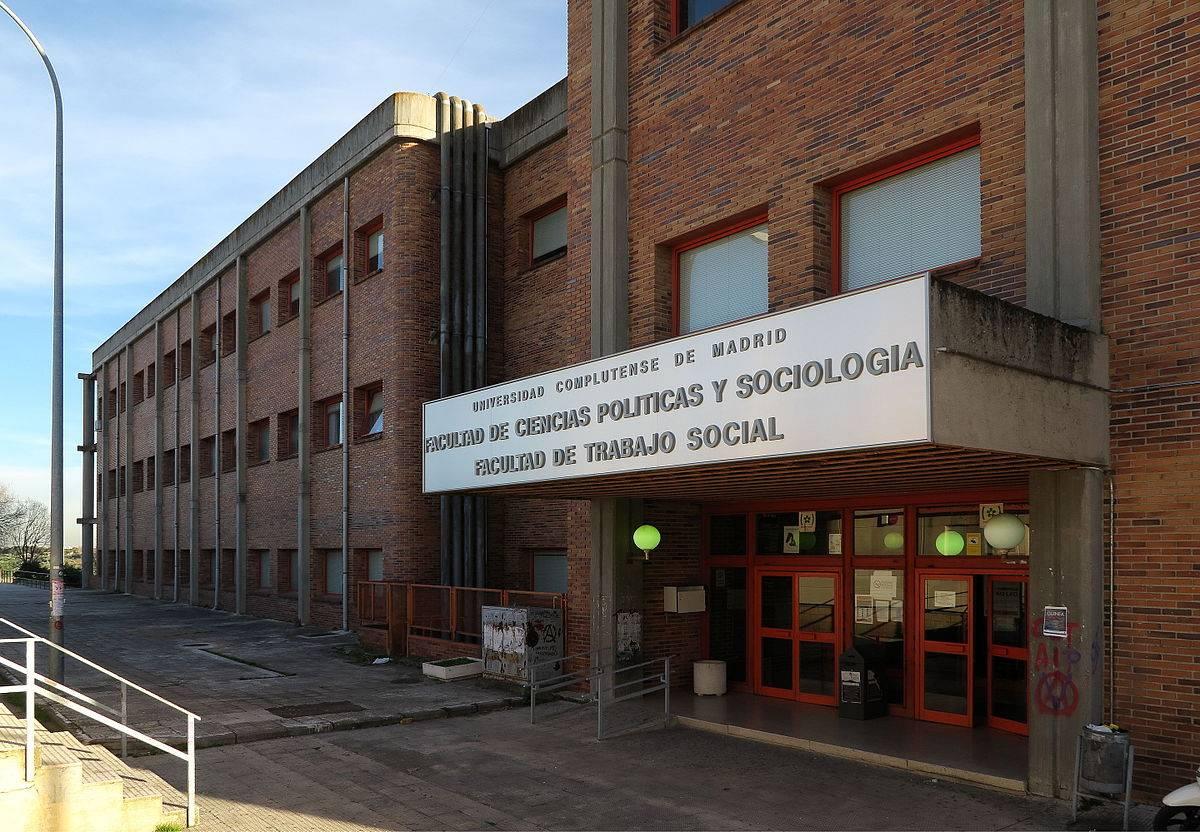Мадридский университет комплутенсе википедия