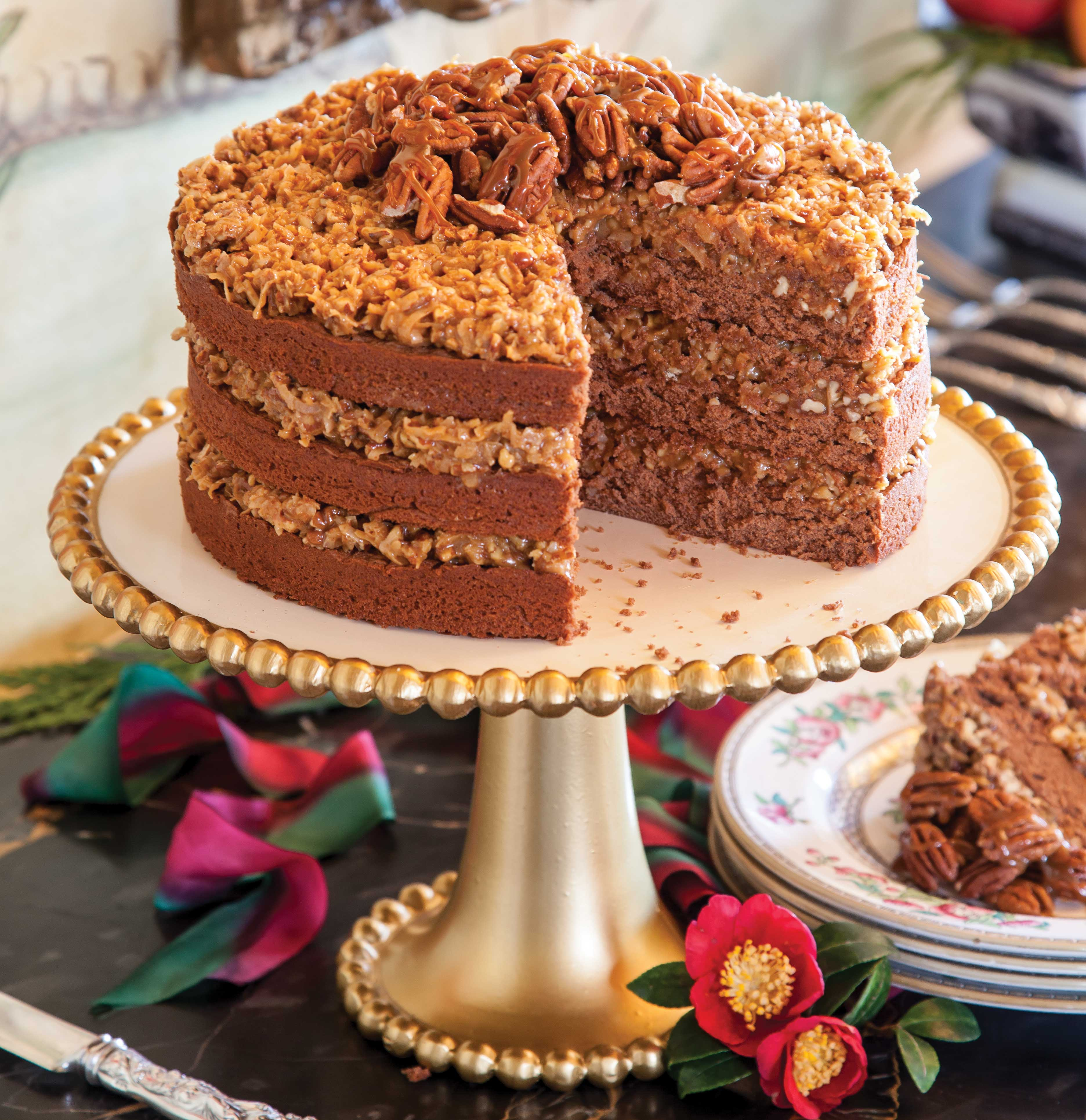 Рецепты самых вкусных тортов мира 2021