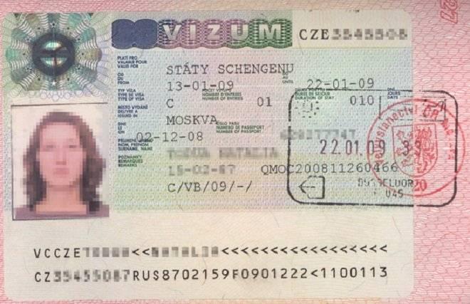 Виза в чехию: как оформлять самостоятельно?