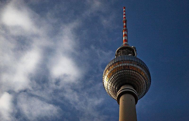 Берлинская телебашня: фото, адрес и интересные факты