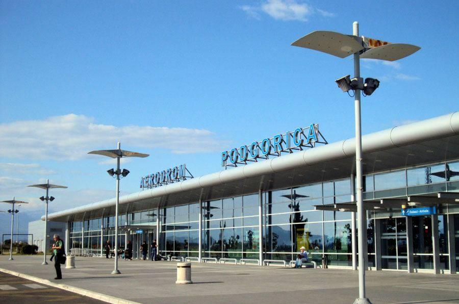 Аэропорты черногории международные тиват и другие
