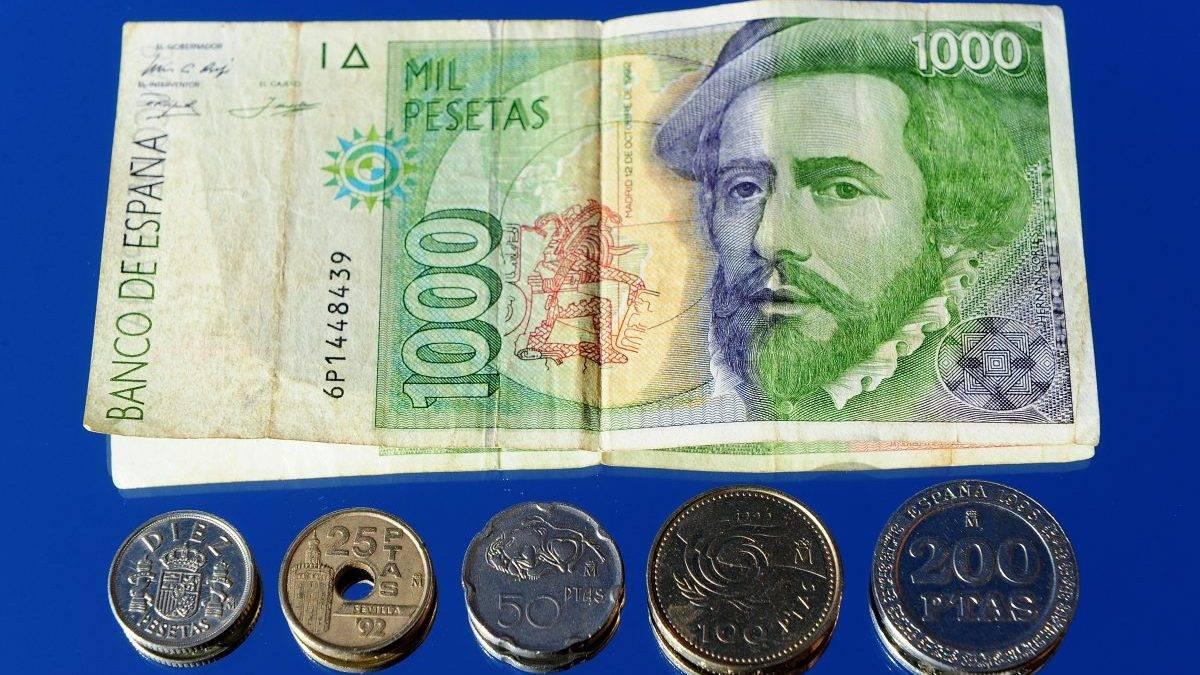 Валюта Испании: от реала к евро