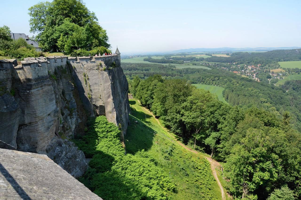 Экскурсия в заповедник саксонская швейцария и крепость кёнигштайн — 14 отзывов, цена 45 €