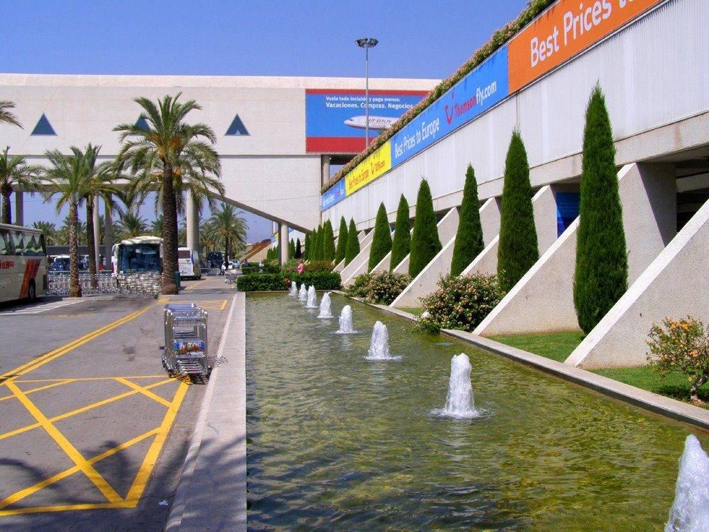 Аэропорт пальма-де-майорка: название международного аэропорта майорки с описанием
