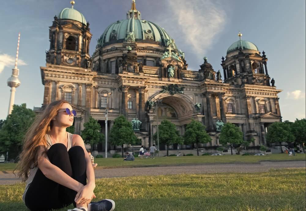 Что посмотреть в берлине за 1 день самостоятельно - маршрут, описание, фото, карта