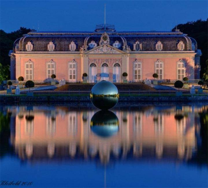 Топ-30 дворцовых комплексов в германии
