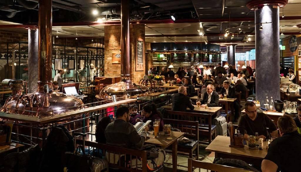 Самые посещаемые кафе и рестораны мюнхена