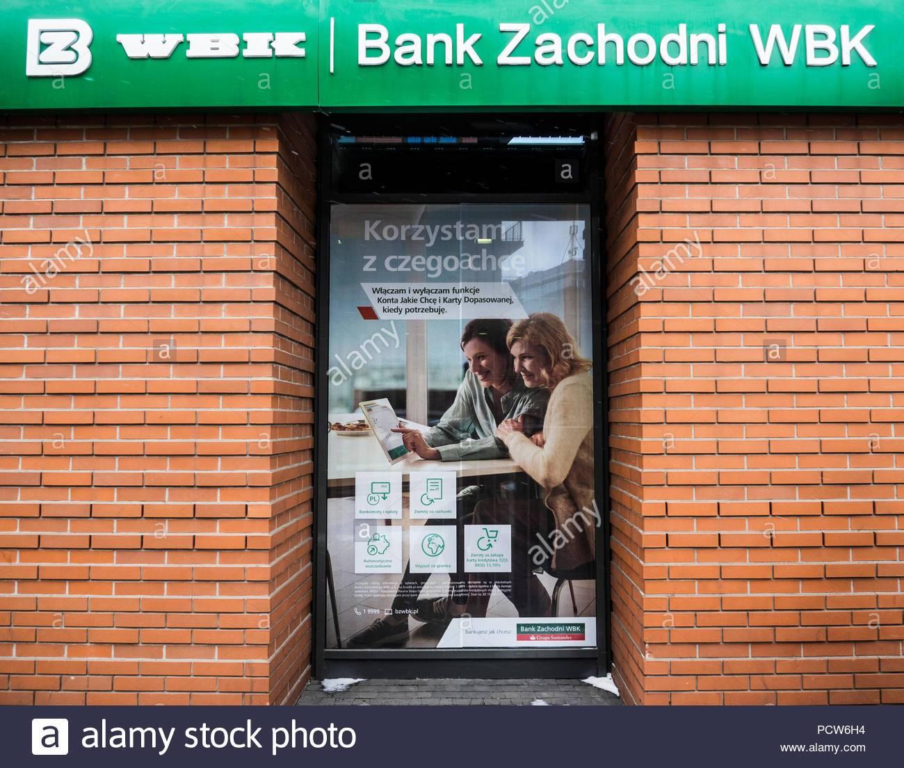 Банки и банковская система в польше
