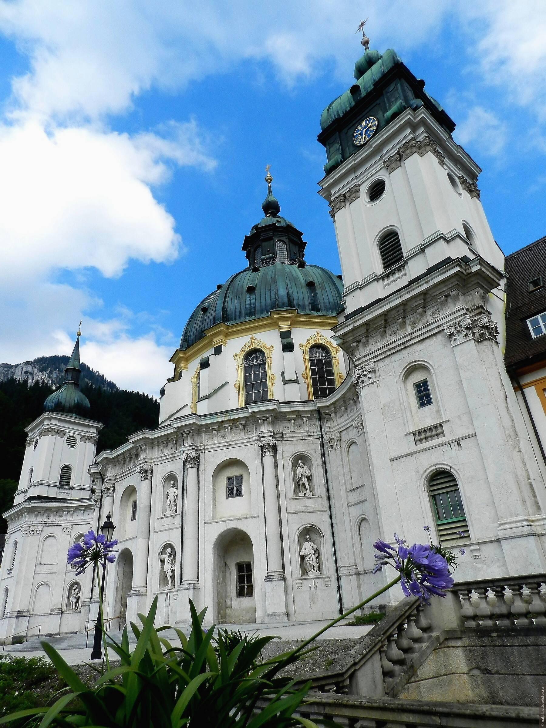 **монастырь этталь