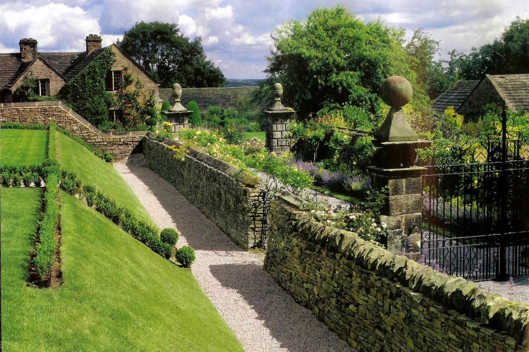 Проект недели: «старый» английский сад в ближайшем подмосковье | houzz россия
