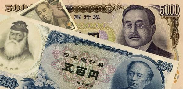 1 японская йена в рублях