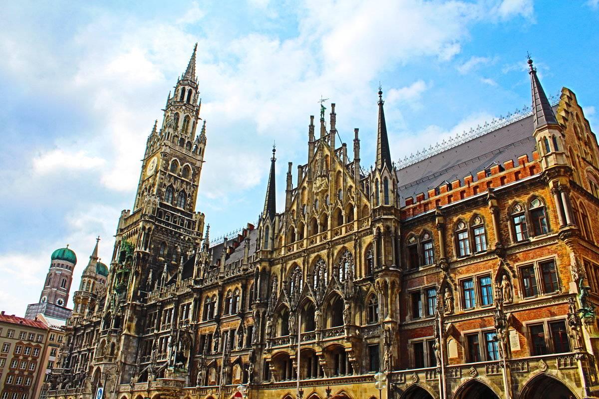 Что посмотреть в городе мюнхене за два дня, достопримечательности и окрестности, резиденция виттельсбахов