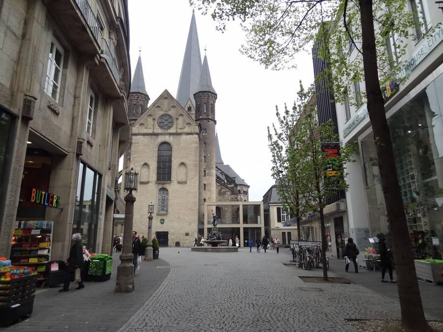 Бонн, германия: всё о городе с фото, достопримечательности