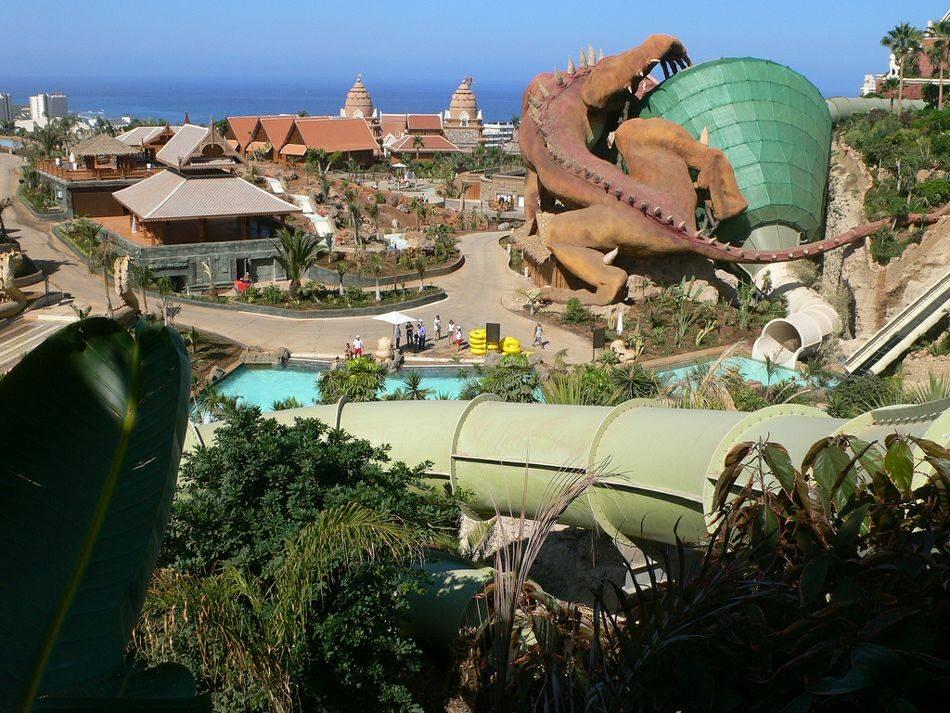 Сиам парк тенерифе? отличный аквапарк для взрослых и детей от «метр 10»! — по миру без турфирмы