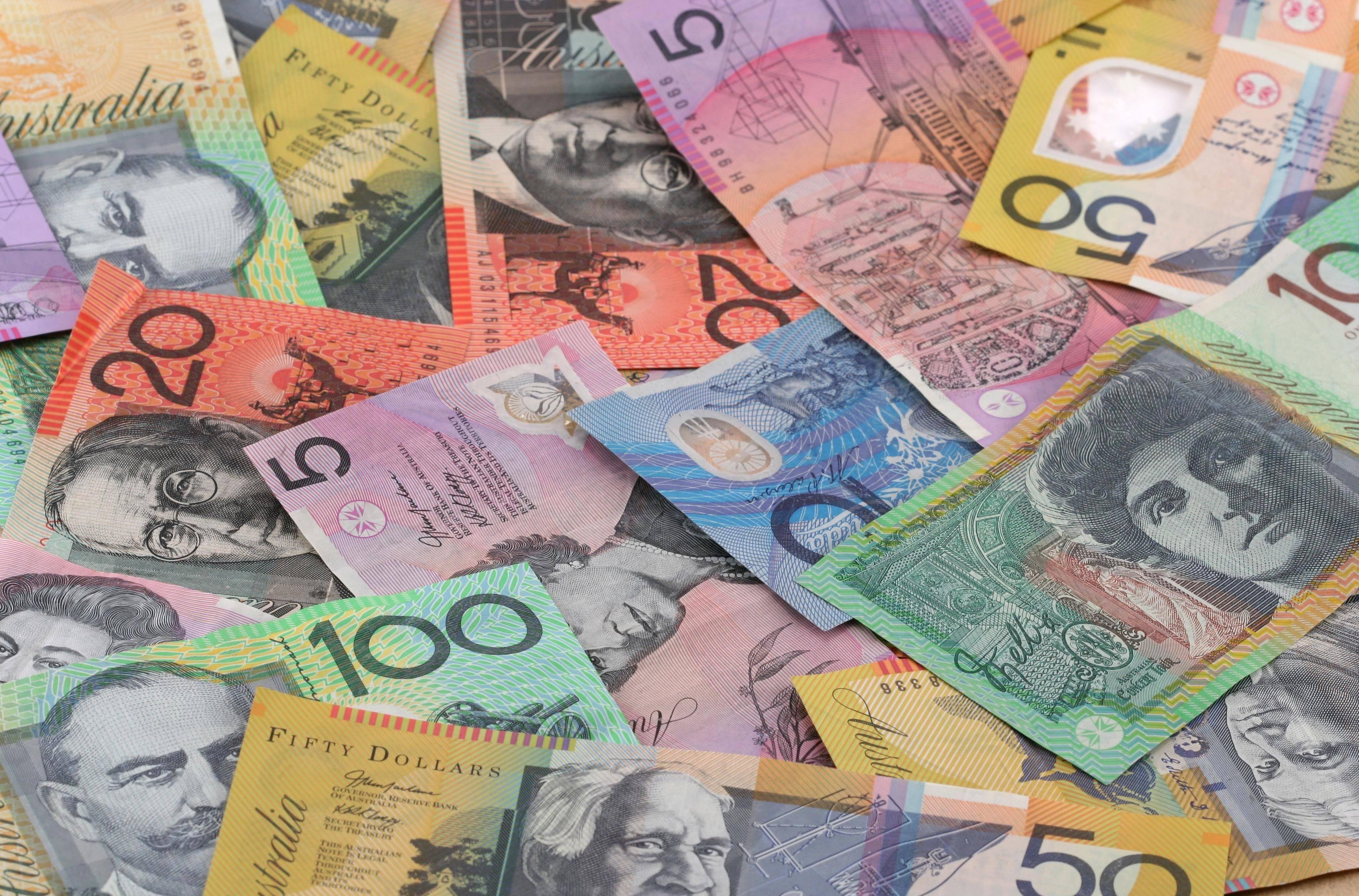 Валюта австралии как называется