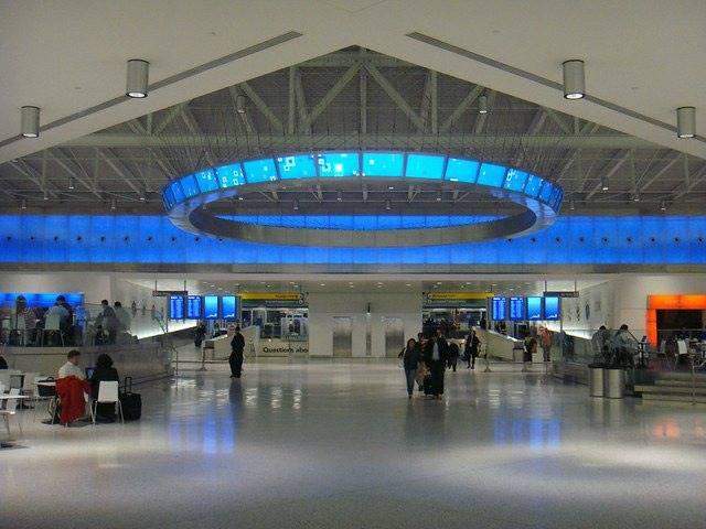 Аэропорт нью-йорк джон кеннеди — сайт на русском