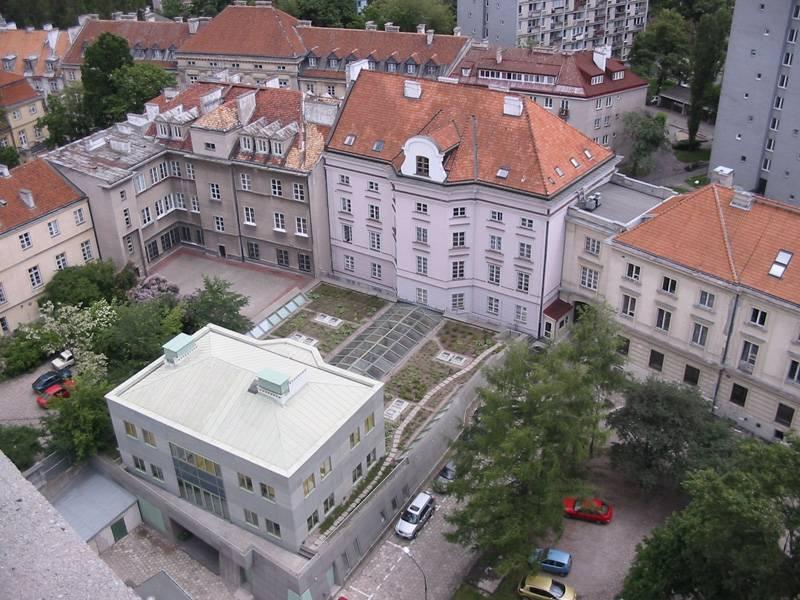 Варшавский университет № факультеты, стоимость обучения в uniwersytet warszawski