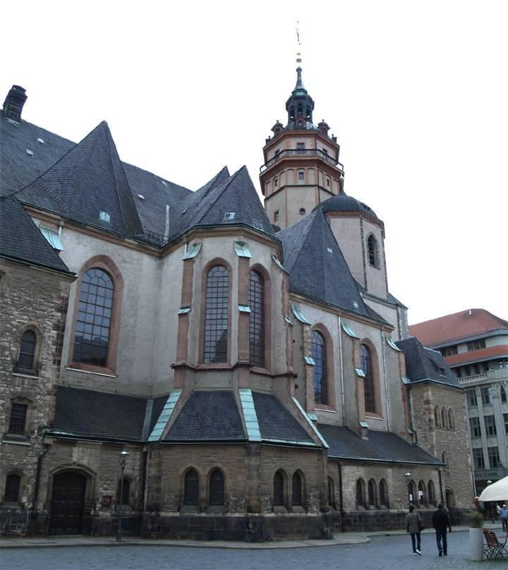 Экскурсия по достопримечательностям культуры лейпцига. что посетить - музеи, храмы, дворцы
