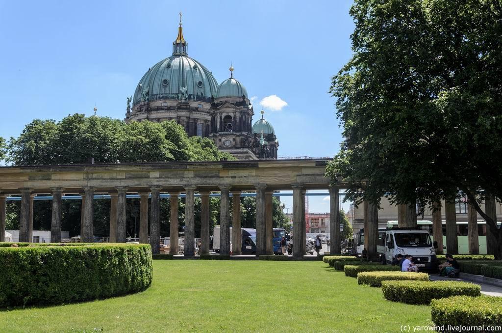 Музейный остров, берлин. стоимость билетов, официальный сайт, фото, видео, как добраться, отели — туристер.ру