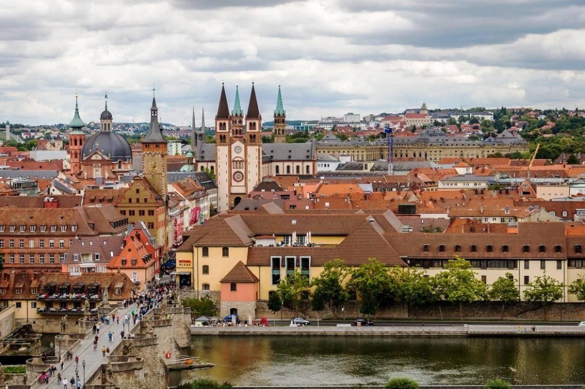 В германию самостоятельно - интересное путешествие/поездка