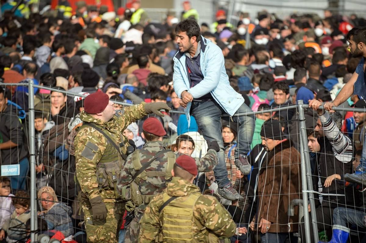 Как получить убежище в италии
