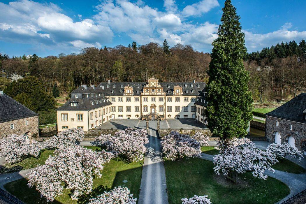 Топ 30 — дворцы германии