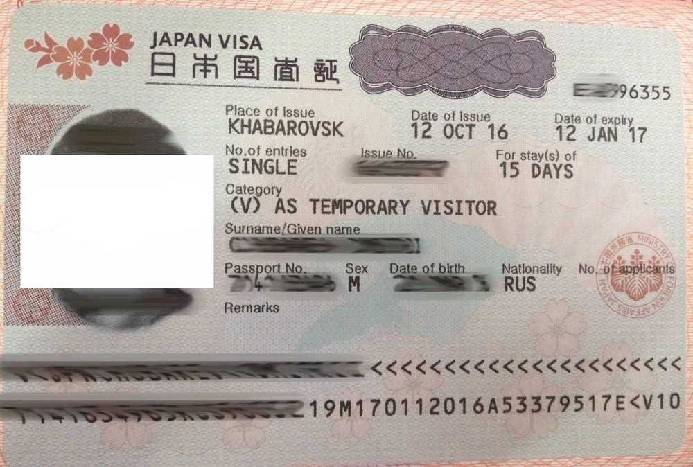 Нужна ли виза в японию россиянам и как получить ее самостоятельно - стоимость, анкета, правила