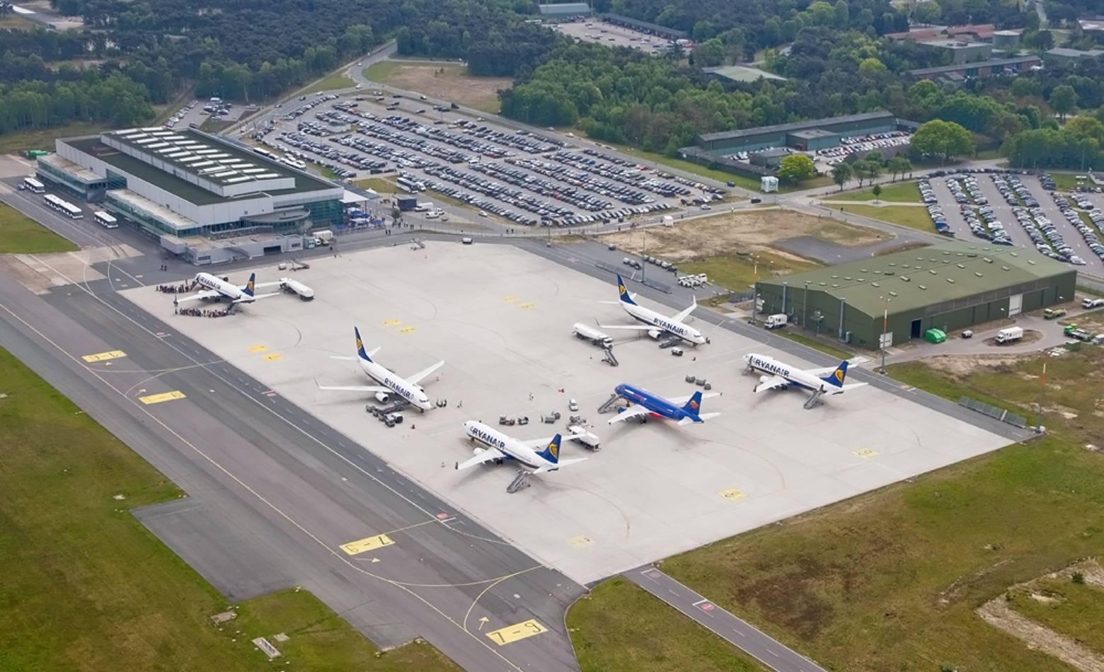Аэропорт дюссельдорф-веце (weeze airport)
