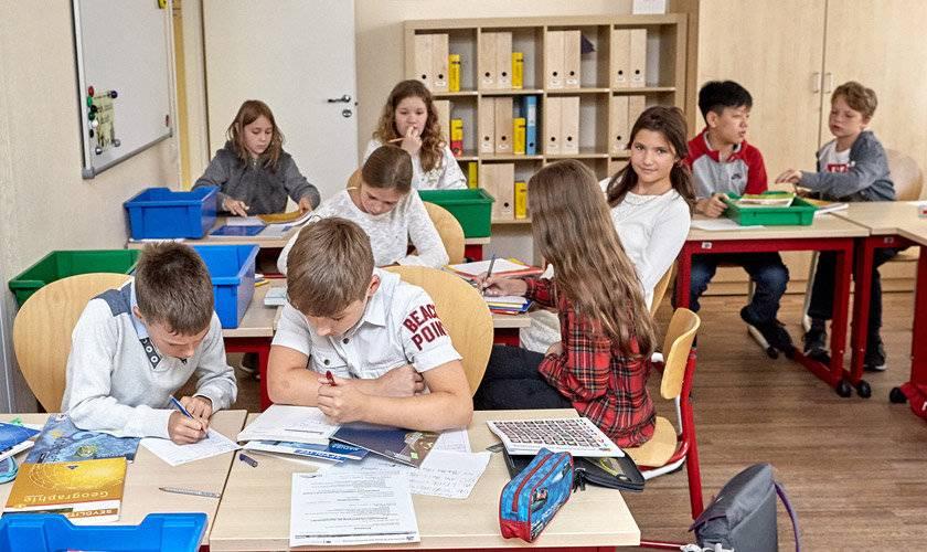 Начальная школа в германии. схема обучения в немецкой школе