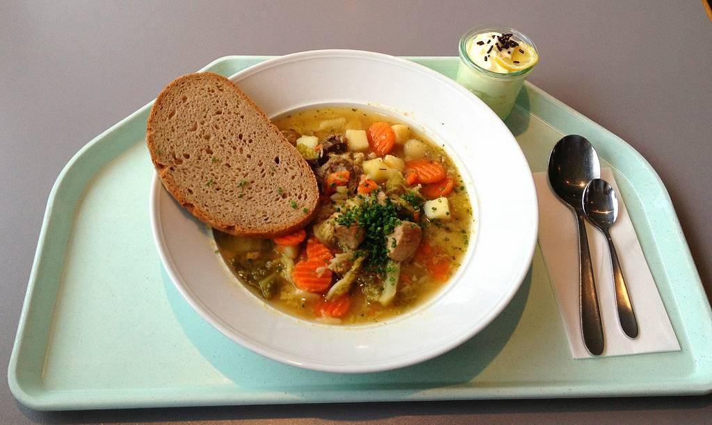 Топ 5 самых популярных супов в немецкой кухне