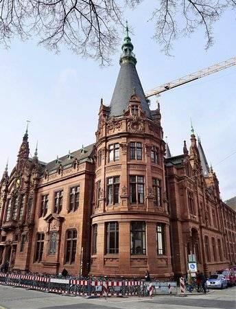 Studyqa  — гейдельбергский университет — гейдельберг — германия: стоимость, рейтинг, программы, требования к поступающим