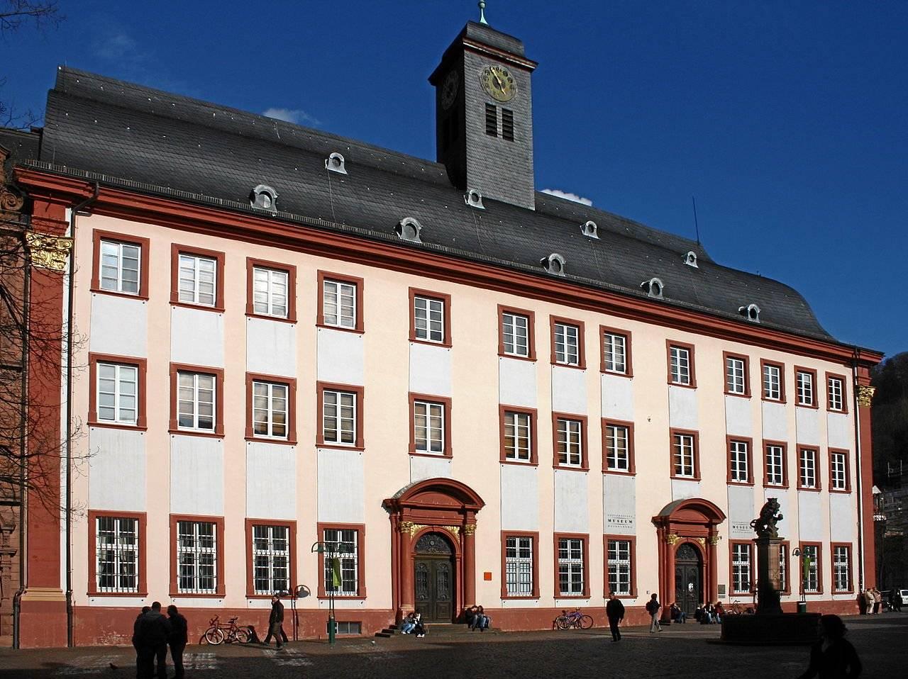 Гейдельбергский замок - легендарные руины германии