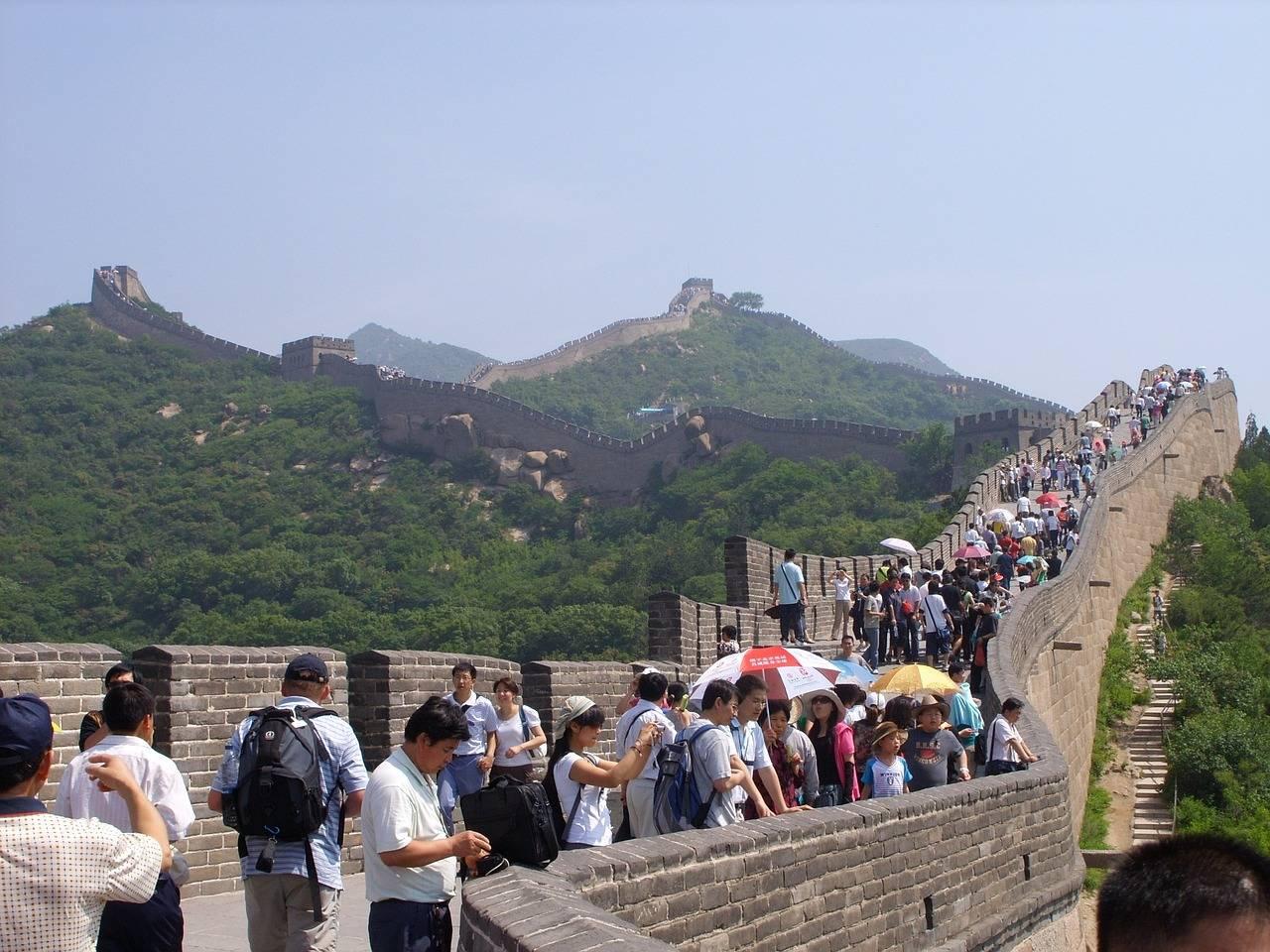 Великая китайская стена: история создания, протяженность и интересные факты