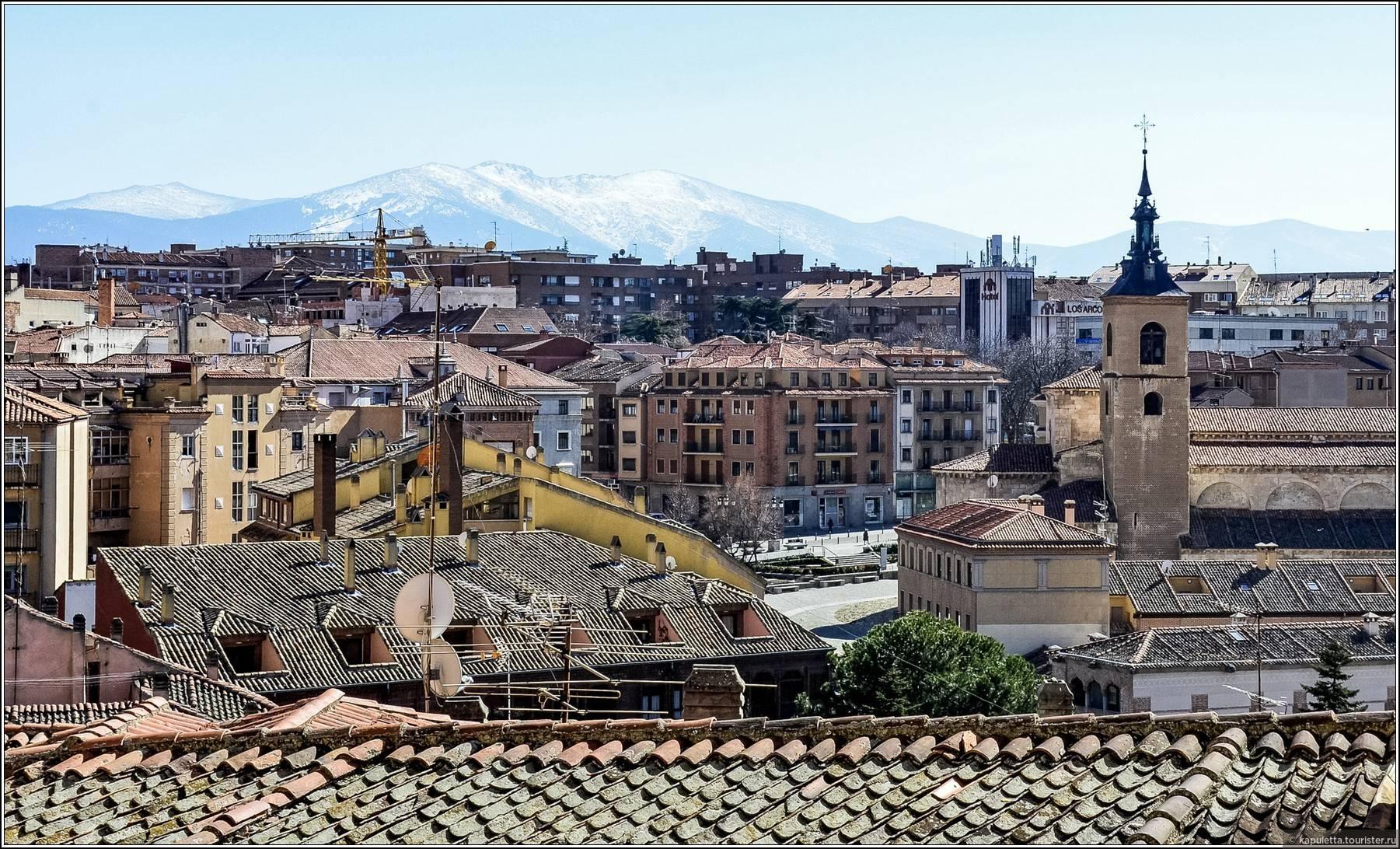 Как добраться из Мадрида в Сеговию – обзор всех способов