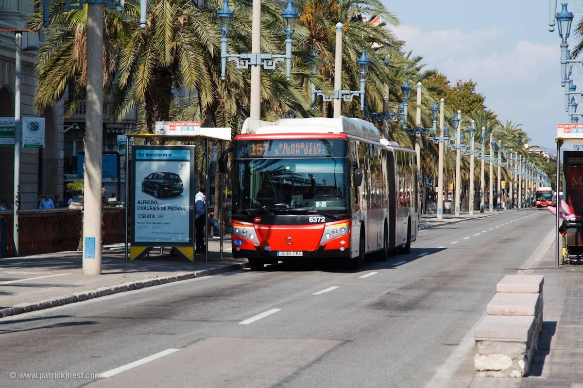 Транспорт барселоны — виды, стоимость, проездной т-10