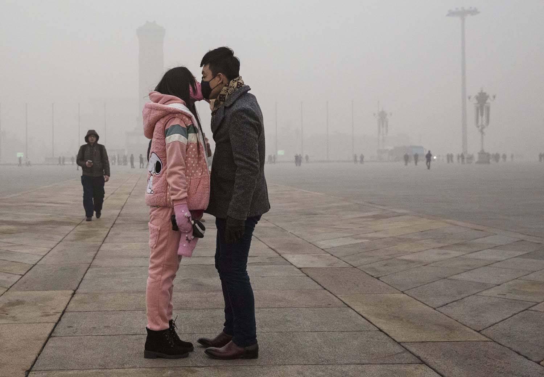 Причины появления фотохимического тумана и смога