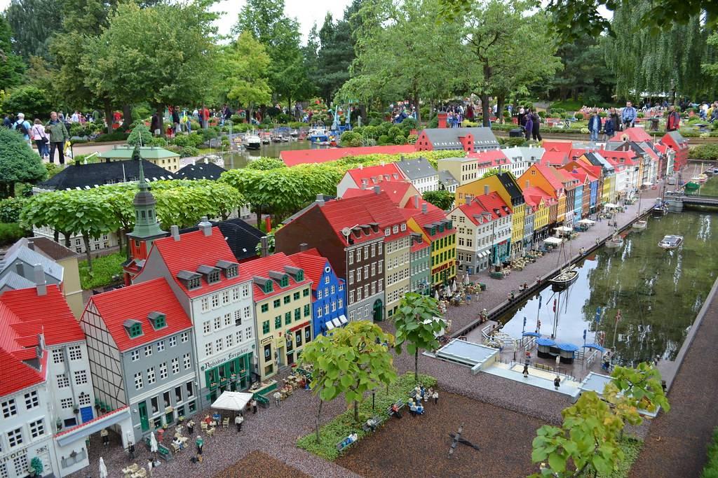 Германия с детьми — лего парк, европа парк и леголенд
