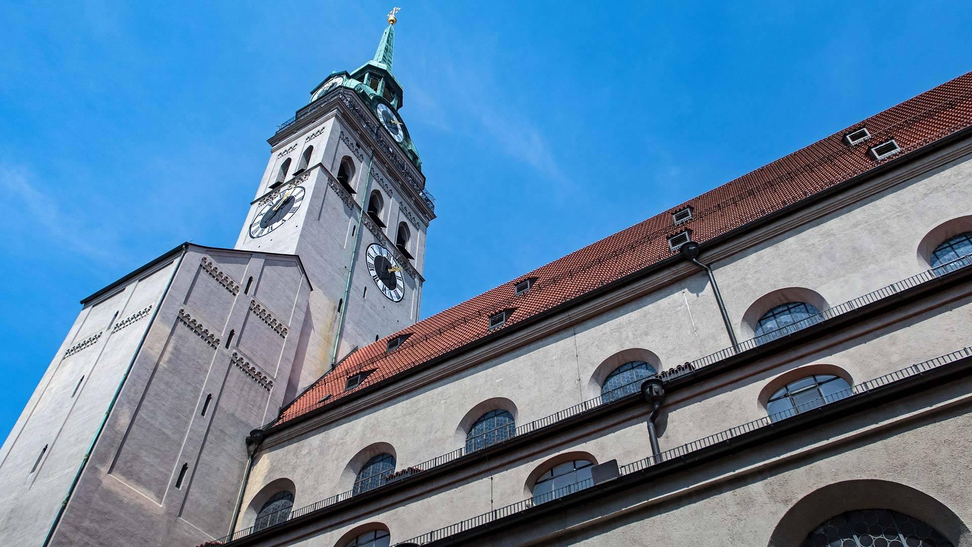 Церкви мюнхена