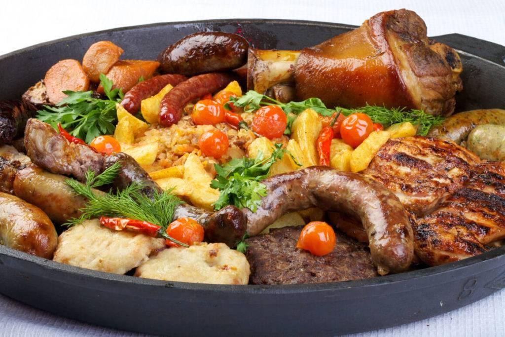 Особенности баварской кухни: блюда, рецепты