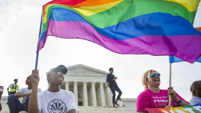 Где разрешен однополый брак? список стран, где разрешены однополые браки
