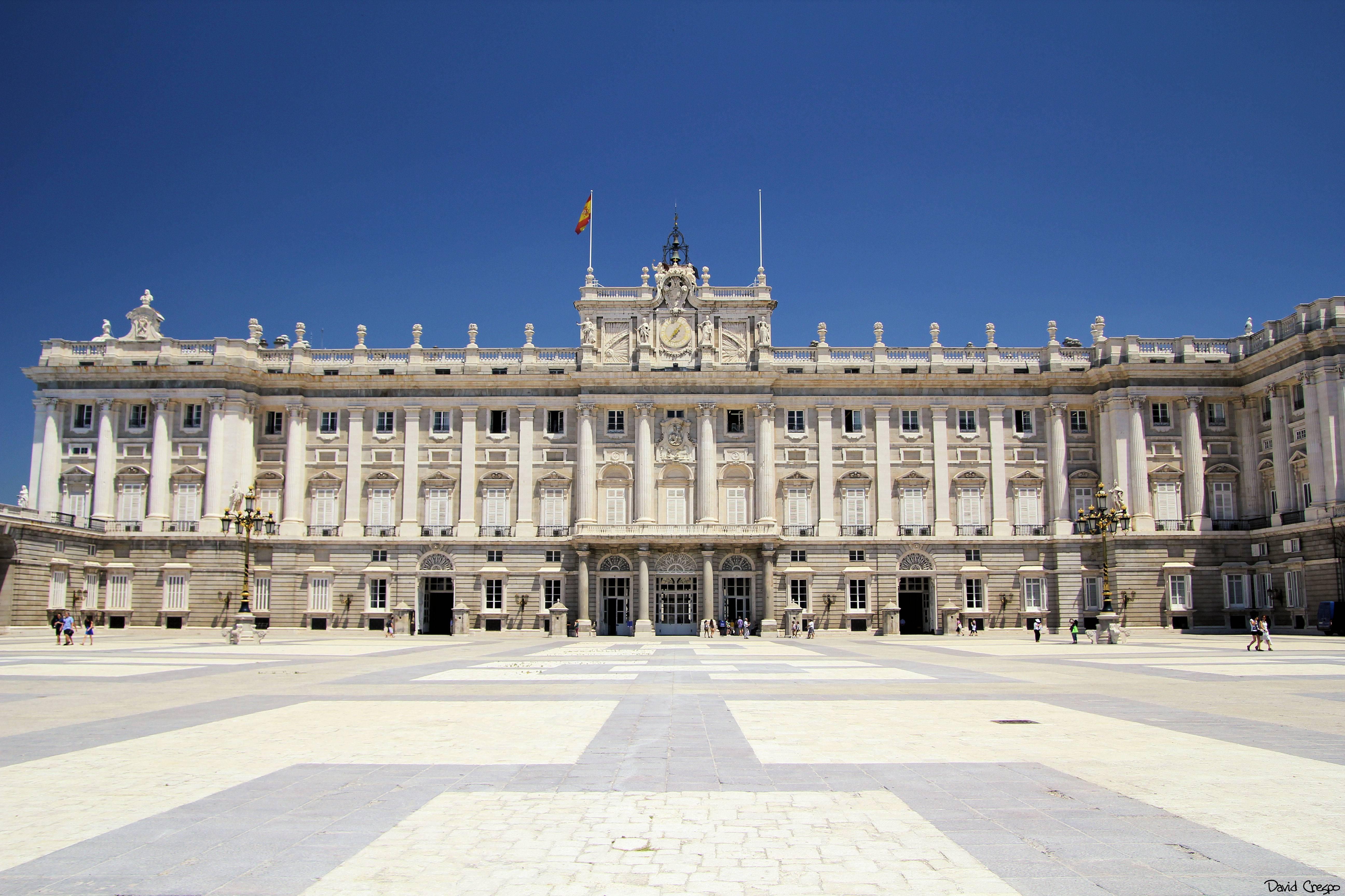 Обзор: королевский дворец в мадриде